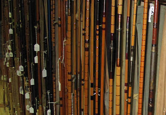Auction rods