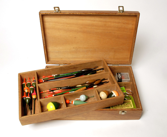 plans for wooden tackle box