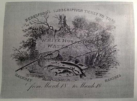 White House Ticket