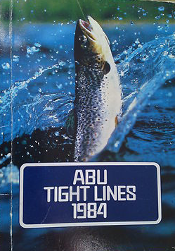 Abu tight Lines Catalogue 1984