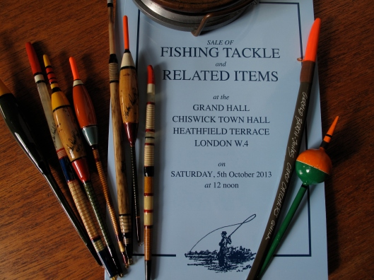 Angling Auction Catalogue