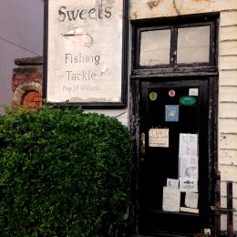 Sweets Tackle shop Usk